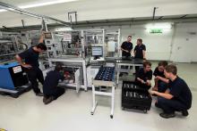 Auszubildende in der DITTER PLASTIC® Automation