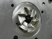 Tool of an axial fan
